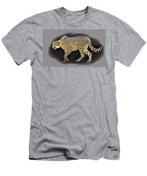 Cheetah 10 Men's T-Shirt (Athletic Fit)