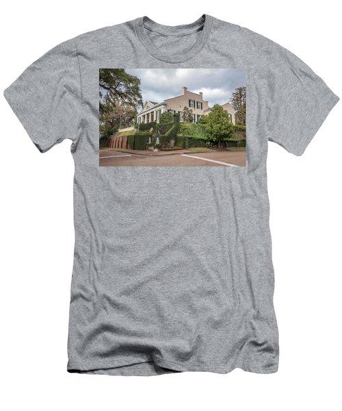 Cherokee House Natchez Ms Men's T-Shirt (Athletic Fit)