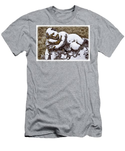 Cherub Stone Men's T-Shirt (Athletic Fit)