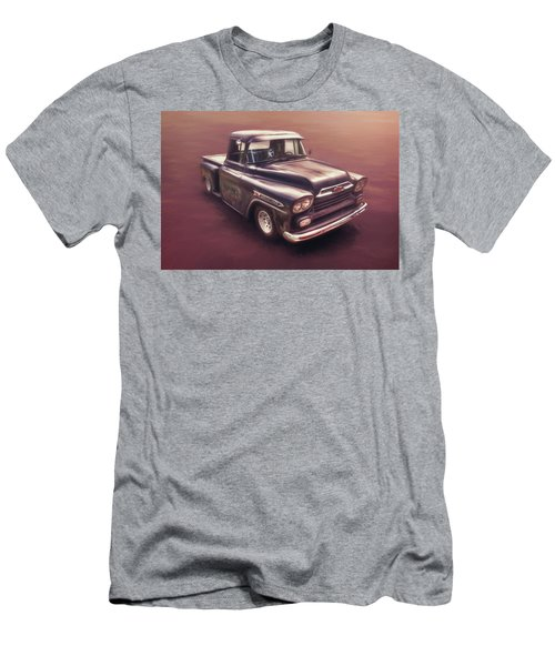 Chevrolet Apache Pickup Men's T-Shirt (Athletic Fit)
