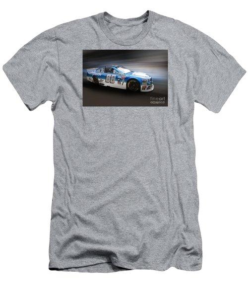 Chevrolet Ss Nascar Men's T-Shirt (Slim Fit) by Roger Lighterness