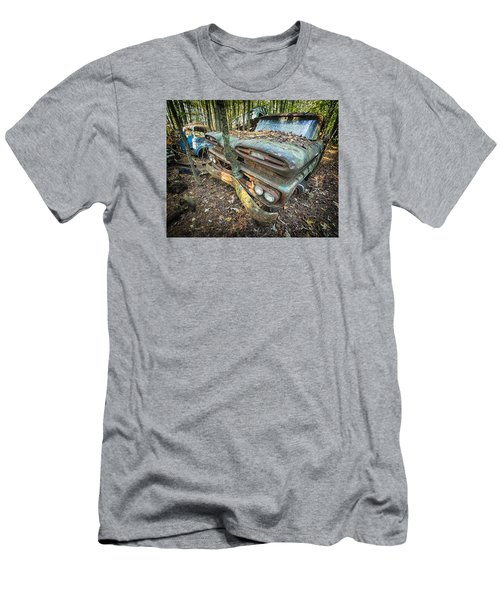 Chevy Tree Men's T-Shirt (Athletic Fit)