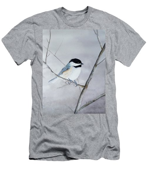 Chickadee II Men's T-Shirt (Athletic Fit)