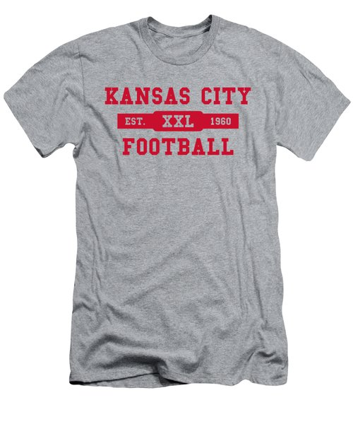 Chiefs Retro Shirt Men's T-Shirt (Athletic Fit)