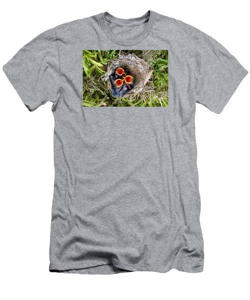 Children Already Born #2 Men's T-Shirt (Slim Fit) by Goyo Ambrosio