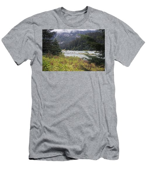 Chillkoot River 3 Men's T-Shirt (Athletic Fit)