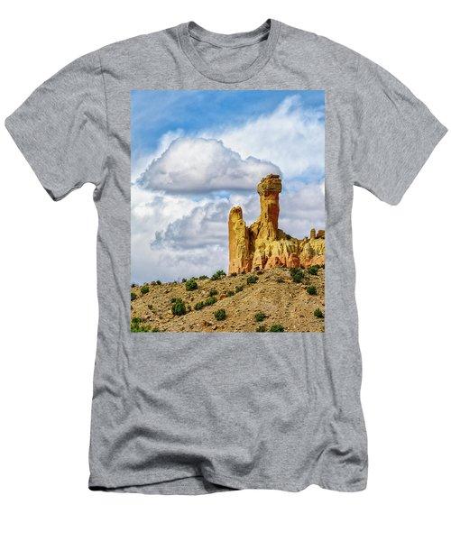 Chimney Rock  Men's T-Shirt (Slim Fit) by Robert FERD Frank
