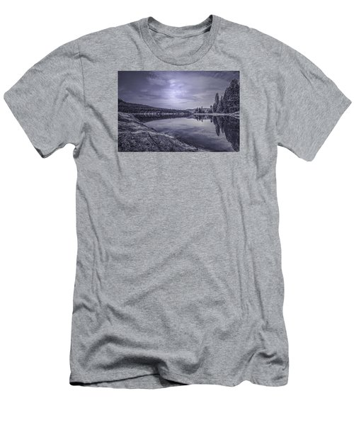 China Bend2 Men's T-Shirt (Slim Fit) by Loni Collins