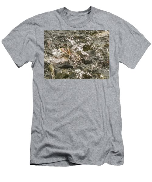 Chinook Salmon  Men's T-Shirt (Athletic Fit)