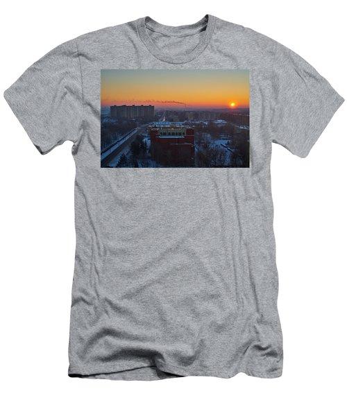 Choo Choo Men's T-Shirt (Athletic Fit)