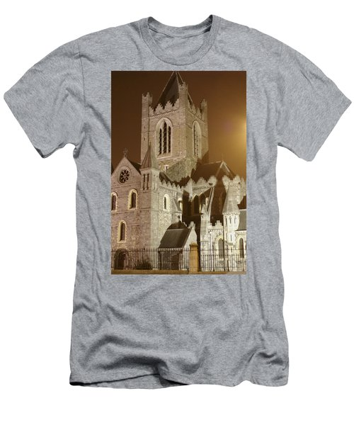 Christ Church Dublin Ireland Men's T-Shirt (Athletic Fit)