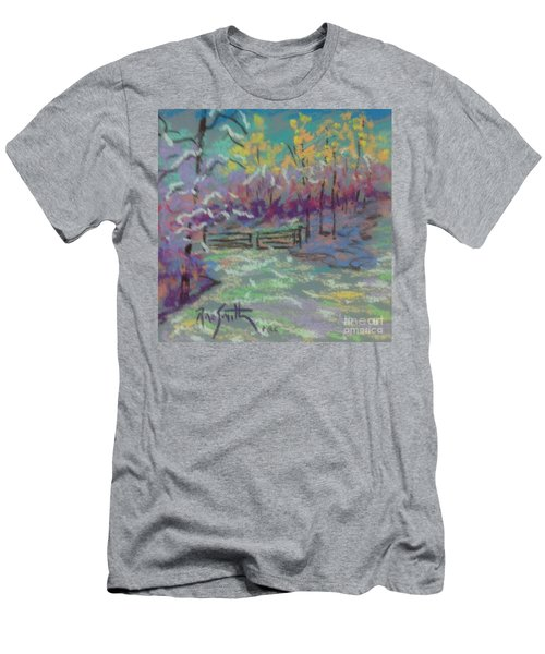 Christmas Day Sketch Men's T-Shirt (Slim Fit) by Rae  Smith PAC