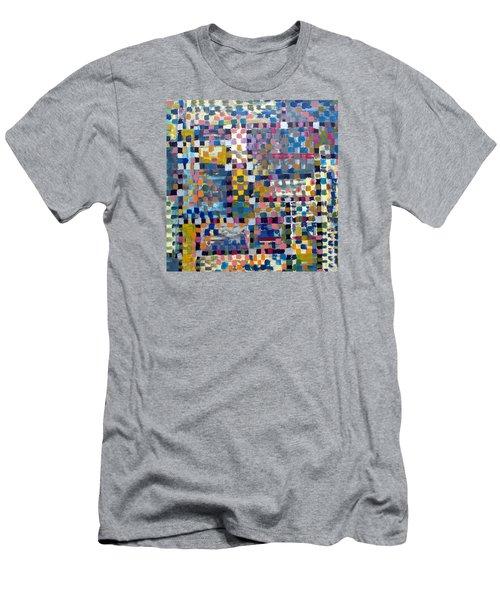 Chromatic Indulgence Men's T-Shirt (Slim Fit) by Paul Moss