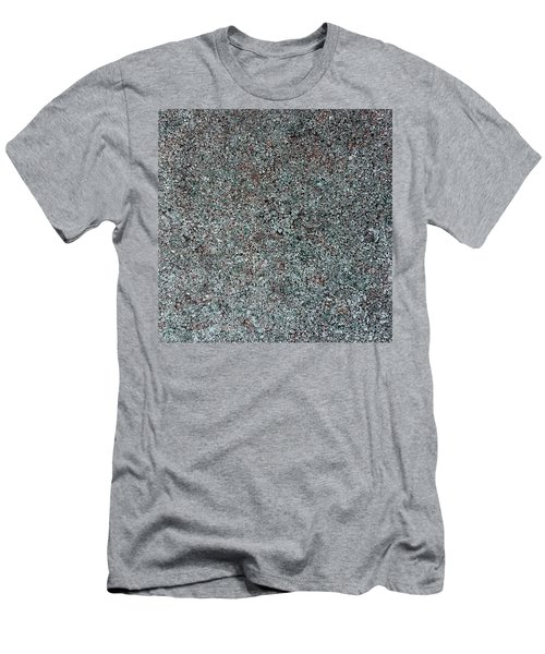 Chrome Mist Men's T-Shirt (Athletic Fit)
