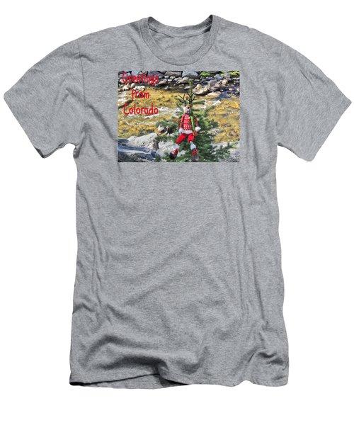 Chumps Christmas Men's T-Shirt (Athletic Fit)