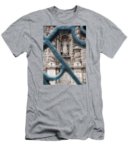 Church In Peru Men's T-Shirt (Athletic Fit)