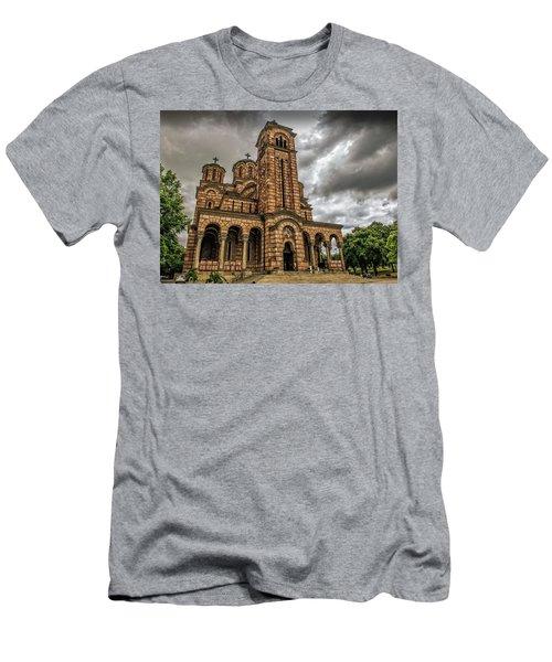 Church Of Saint Mark Men's T-Shirt (Athletic Fit)