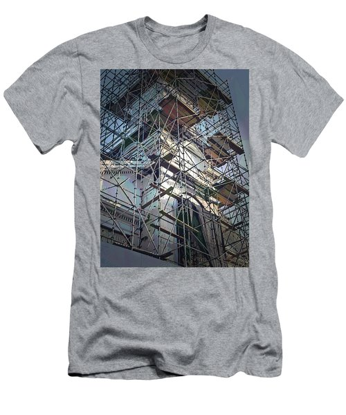 Church Of The Wounded Hunter Rehab Men's T-Shirt (Athletic Fit)
