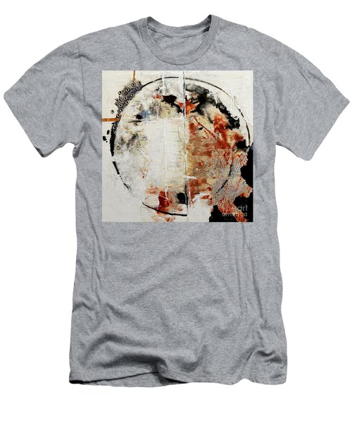 Circles Of War Men's T-Shirt (Athletic Fit)