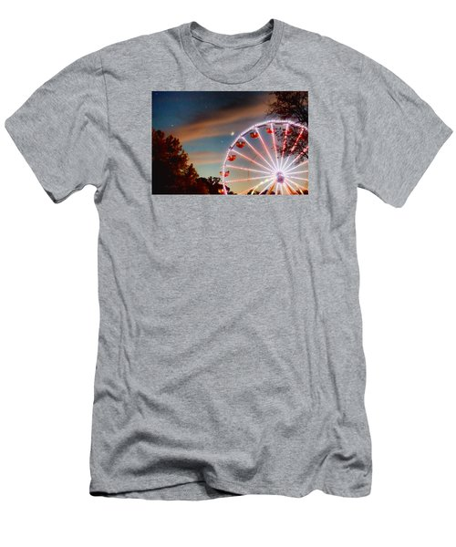 Circus Dusk Men's T-Shirt (Athletic Fit)