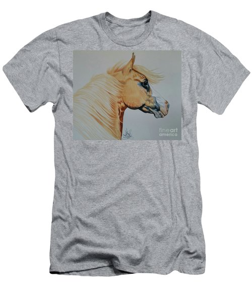Palomino Paint - Cisco Men's T-Shirt (Athletic Fit)