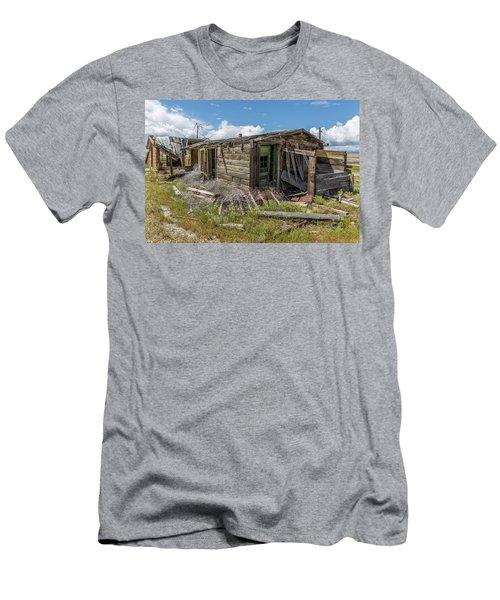 Cisco, Utah, Ghost Town Men's T-Shirt (Athletic Fit)