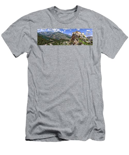 Citadelle De Corte Men's T-Shirt (Athletic Fit)