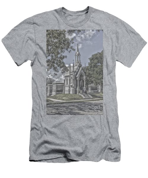 Cities Of The Dead Men's T-Shirt (Athletic Fit)