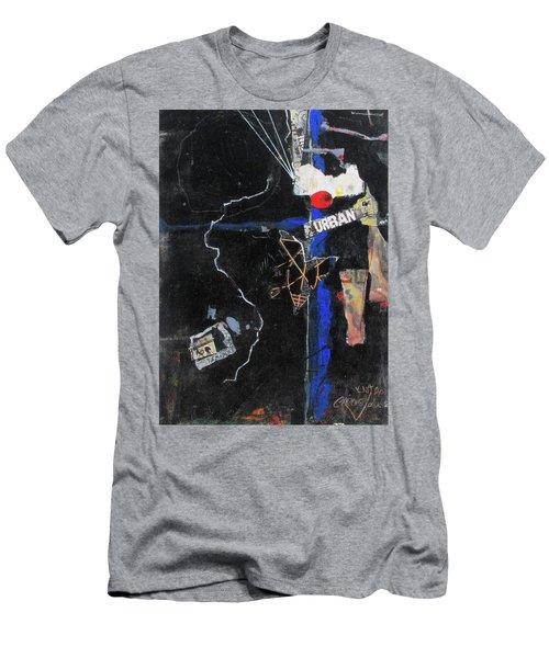City Cat Men's T-Shirt (Athletic Fit)