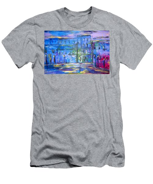 City Mouse Men's T-Shirt (Athletic Fit)