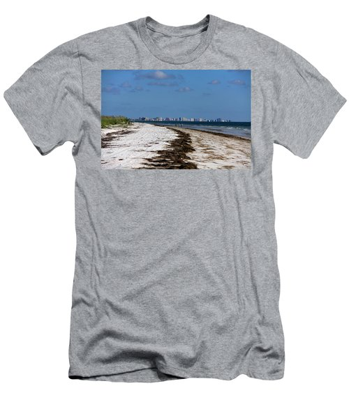 City Of Clearwater Skyline Men's T-Shirt (Athletic Fit)