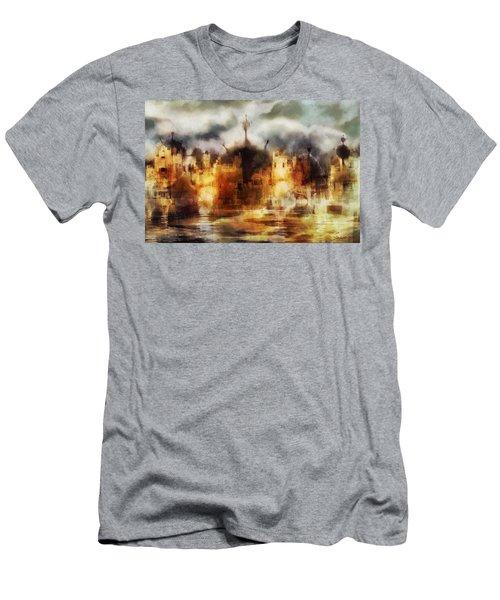 City Of Dreams Men's T-Shirt (Athletic Fit)