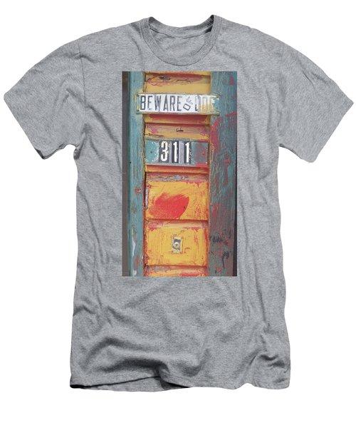 City Services Men's T-Shirt (Athletic Fit)
