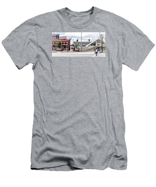 City Stadium Men's T-Shirt (Athletic Fit)