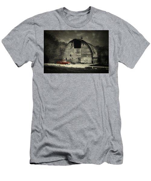 Men's T-Shirt (Slim Fit) featuring the photograph Classic Chevrolet  by Julie Hamilton