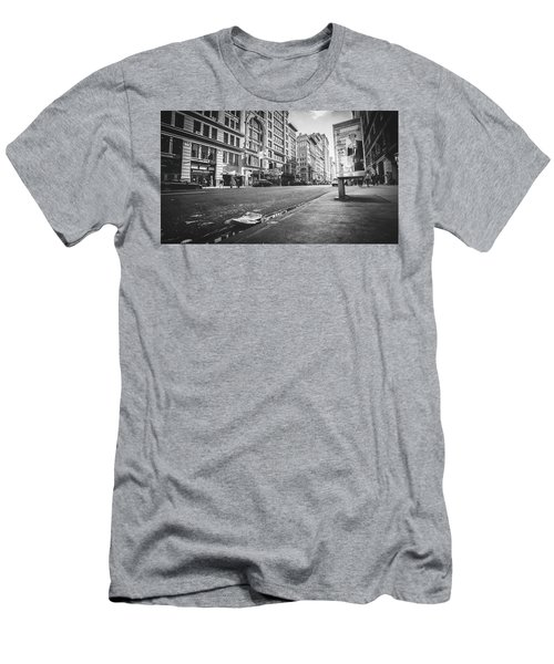 Classic During My Time Men's T-Shirt (Athletic Fit)
