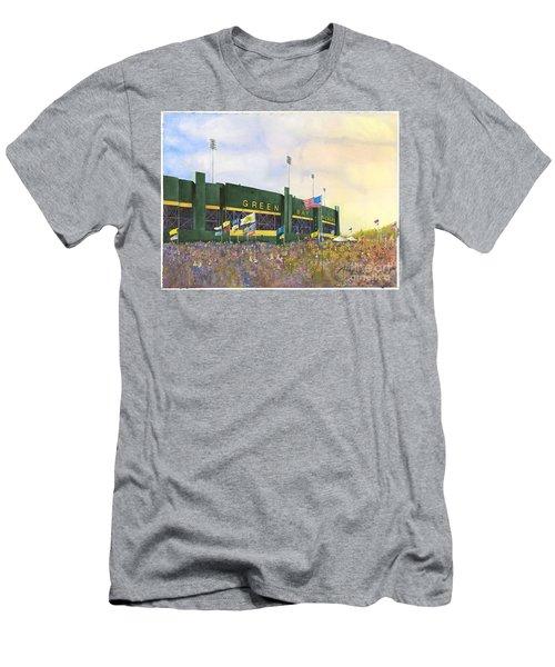 Classic Lambeau Men's T-Shirt (Athletic Fit)
