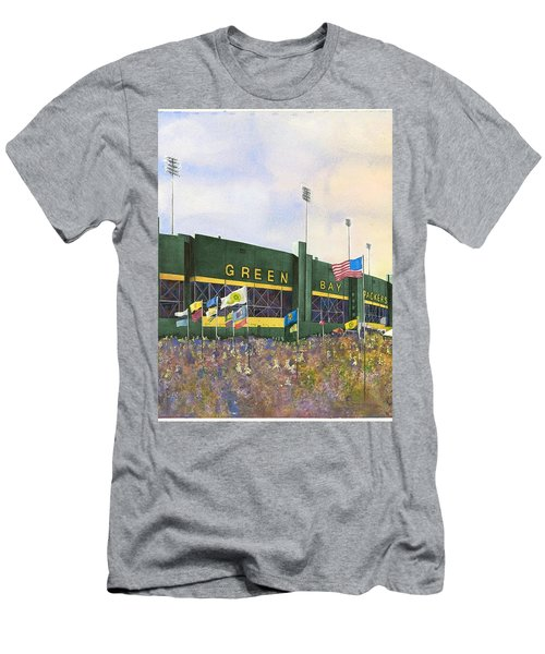 Classic Lambeau Men's T-Shirt (Athletic Fit)