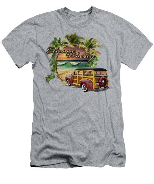 Classic Woody Men's T-Shirt (Athletic Fit)