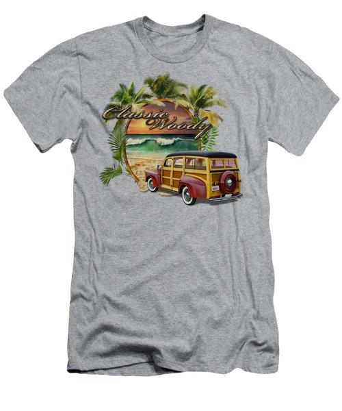 Classic Woody Men's T-Shirt (Slim Fit)