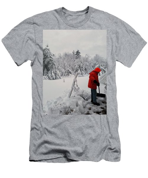 Clearing A Path Men's T-Shirt (Athletic Fit)