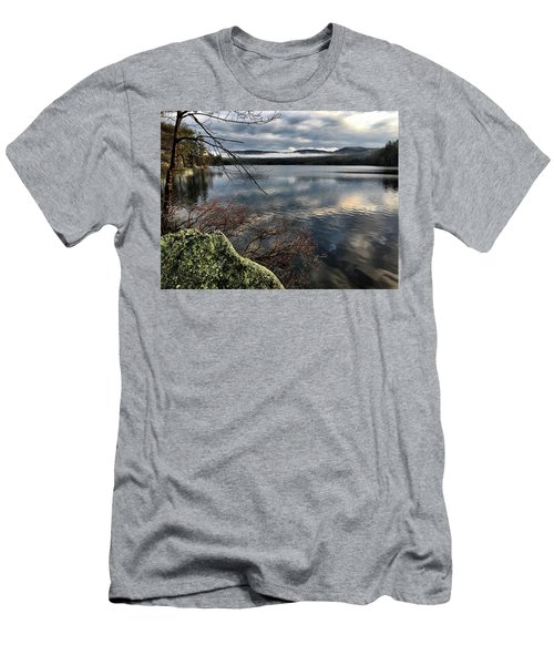 Clearing Sky Men's T-Shirt (Slim Fit) by Betty Pauwels