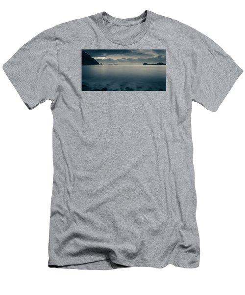 Cleopatra Bay Turkey Men's T-Shirt (Slim Fit) by Andreas Levi
