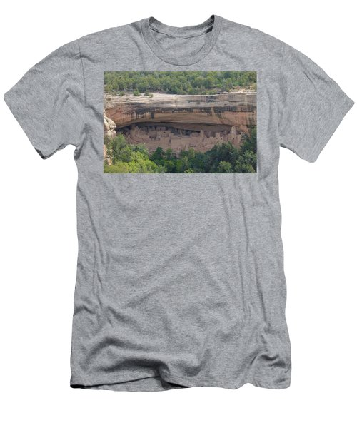 Cliff Palace Mesa Verde Men's T-Shirt (Athletic Fit)