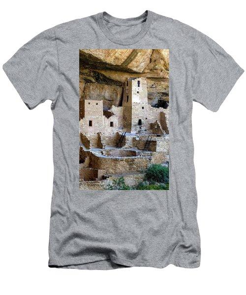 Cliff Palace Mesa Verde Men's T-Shirt (Athletic Fit)