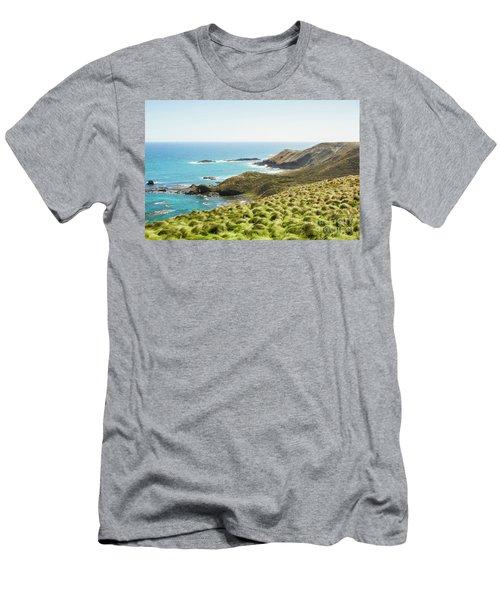 Cliffs And Capes Men's T-Shirt (Athletic Fit)