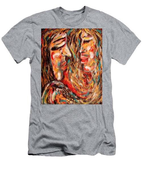 Close Encounter Men's T-Shirt (Athletic Fit)