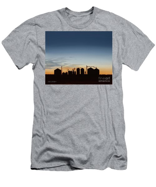 Close Of Day Men's T-Shirt (Athletic Fit)