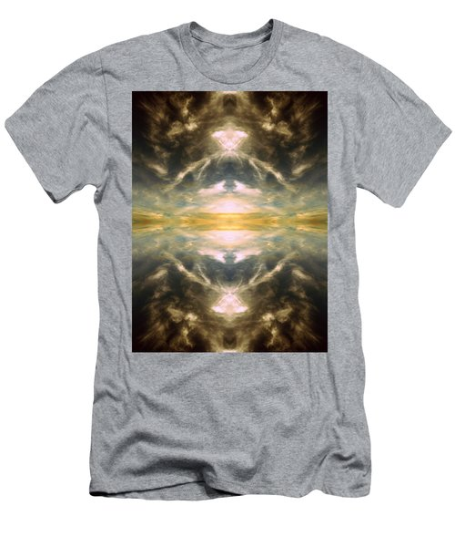 Men's T-Shirt (Athletic Fit) featuring the photograph Cloud No.3 by Keith McGill