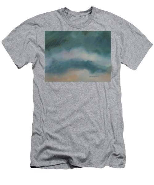 Cloud Study 1 Men's T-Shirt (Athletic Fit)